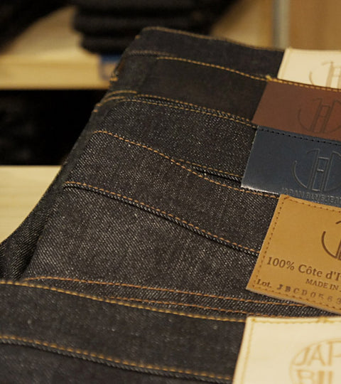 5 Must Know Japanese Denim Brands
