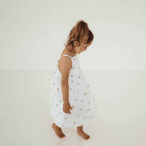 Field dress | Dainty floral