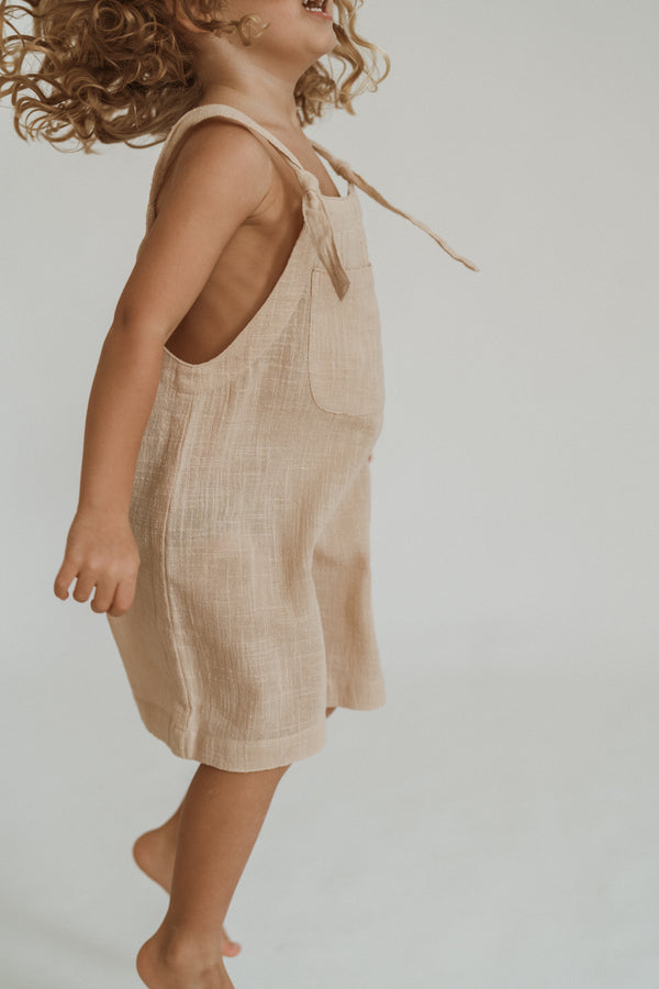 Short Marlow overalls | Peachy