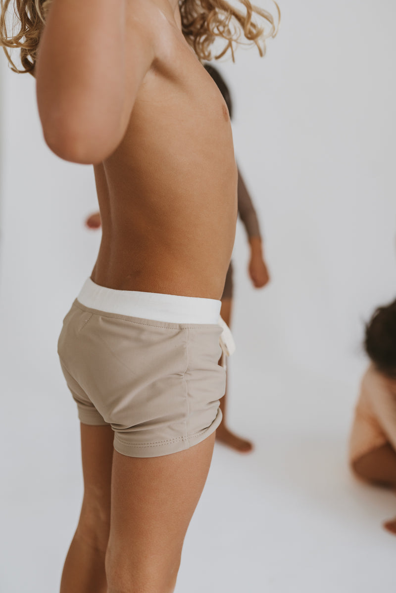 Reef trunks | Pale khaki