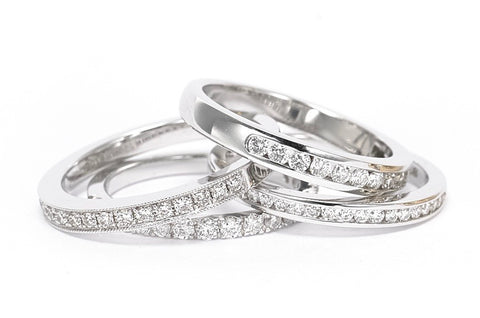 Eternity & Wedding Rings