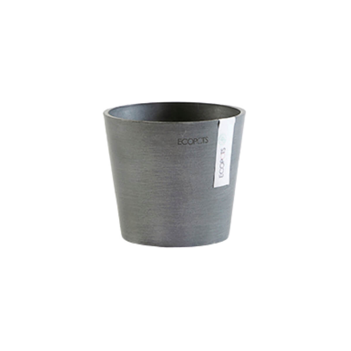 Medium Ecopots Amsterdam pot grey