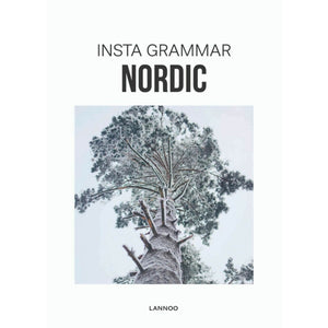 "Book cover of ""Insta grammar: Nordic"" by Irene Schampaert"