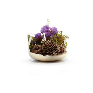 Small botanical firelighter