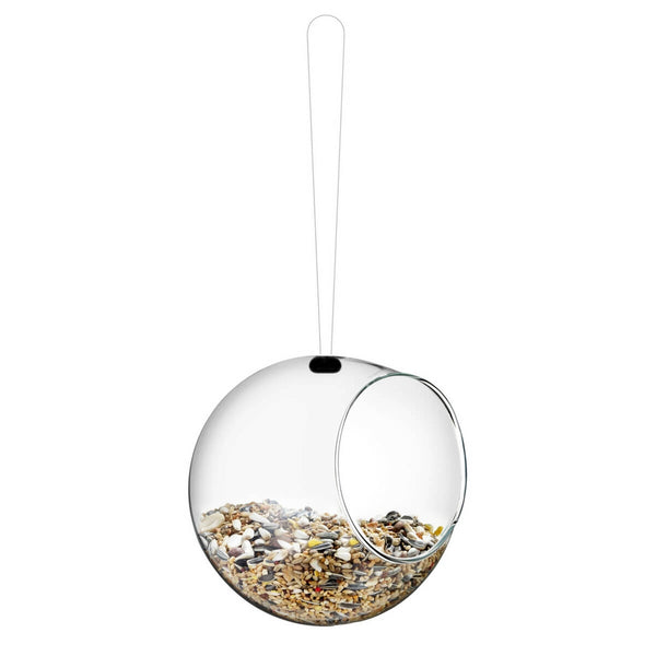 Eva Solo mini bird feeder with bird feed