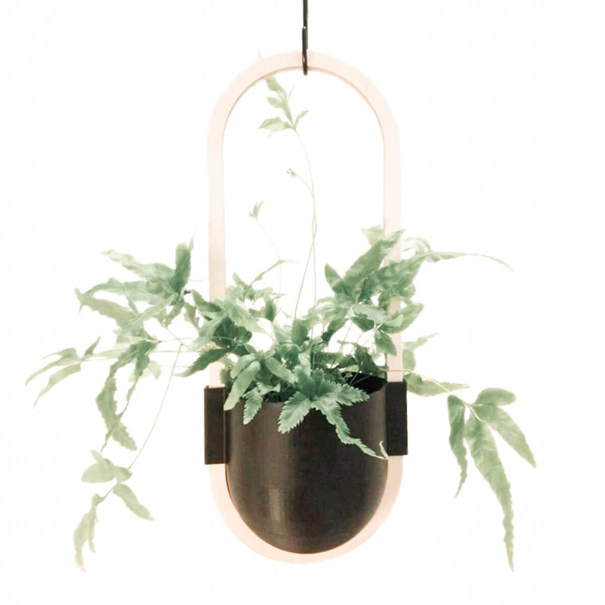 Minimalist Hanging Planter - Scandiscapes