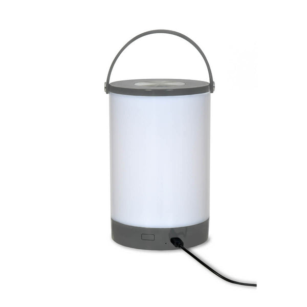 Rechargeable LED lantern charging