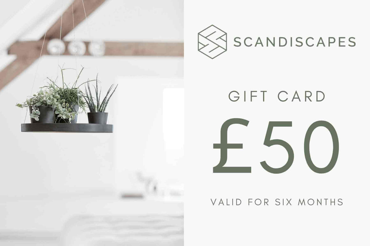 Scandiscapes gift card - Scandiscapes