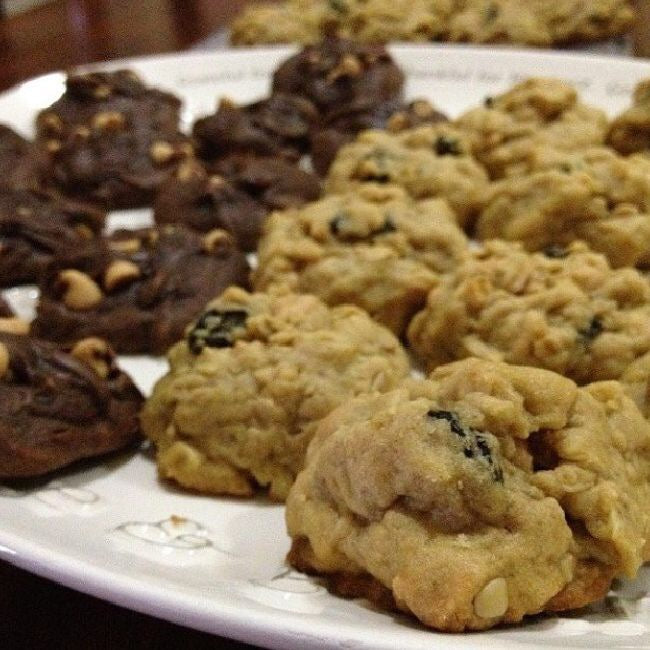 Chocolate Chip Cookies with VCO.