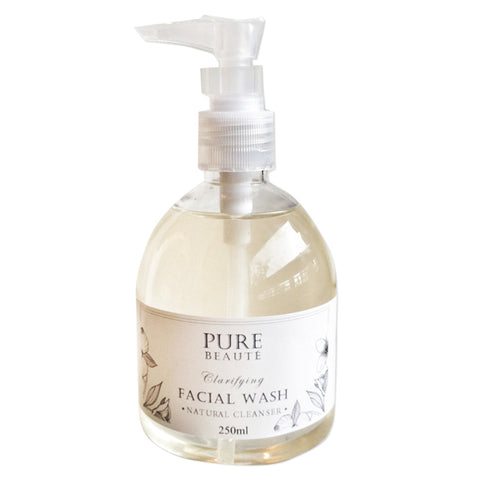 Pure Beaute Clarifying Facial Wash 250ml
