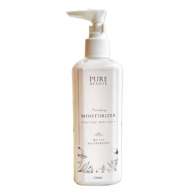 Pure Beaute Nourishing Moisturizer 250ml