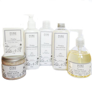 1 Pure Beauté Skin Care Set of 6 products (Save P200)