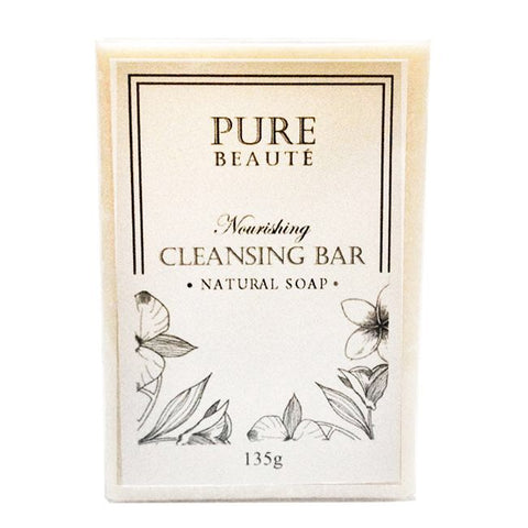 Pure Beauté Cleansing Bar 135g - Natural Soap