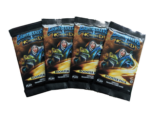 Set of 4 boosters kindred