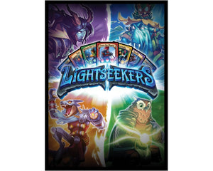 Lightseekers - Accessories - Card Sleeves - Mythical Heroes by UltraPRO (50-ct)