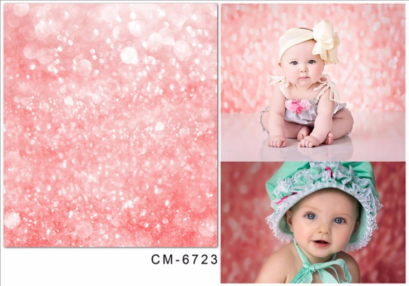 Glitter pink photography background children photography backdrop