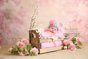 Fantasy Floral Backgrounds Newborn Backdrops