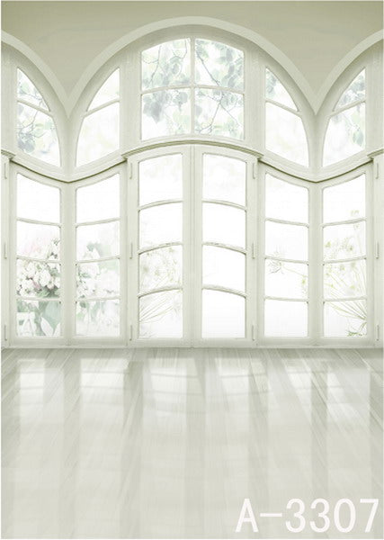 Interior Windows wedding Photography Backgrounds