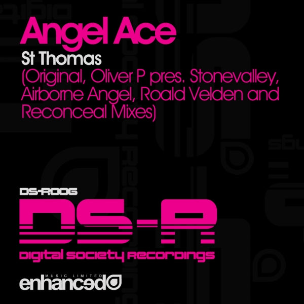 Angel Ace - St Thomas