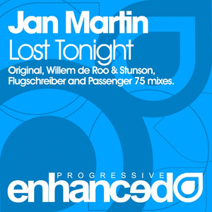 Jan Martin - Lost Tonight