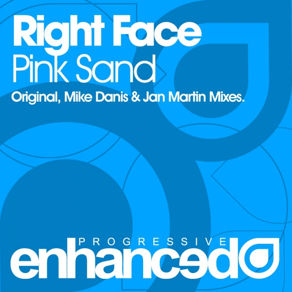 Right Face - Pink Sand