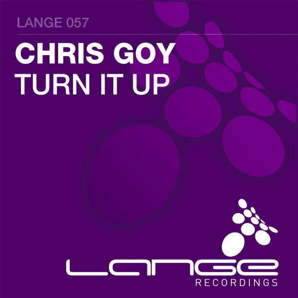 Chris Goy - Turn It Up