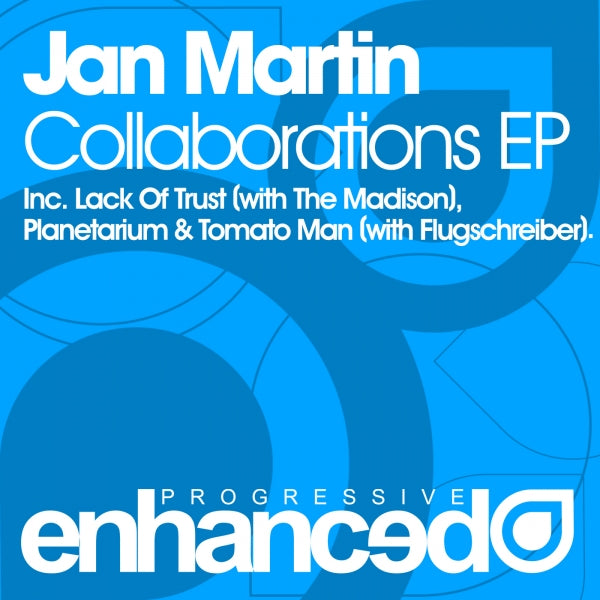 Jan Martin - Collaborations EP