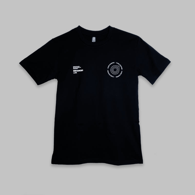 [2019 Limited Edition] Black Enhanced T-Shirt