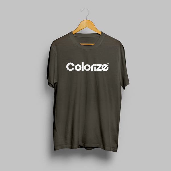 Colorize T-Shirt (Brown)