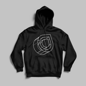 Enhanced Unisex Hoodie - Black