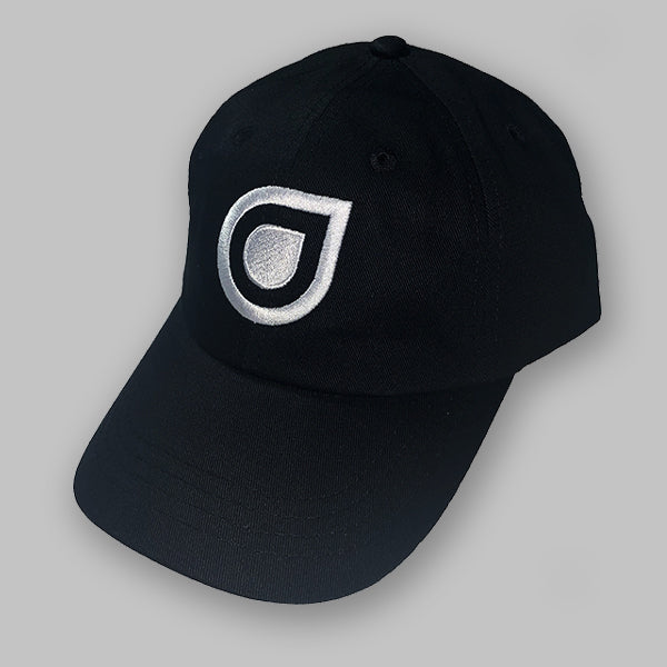 Enhanced Black Dad Cap