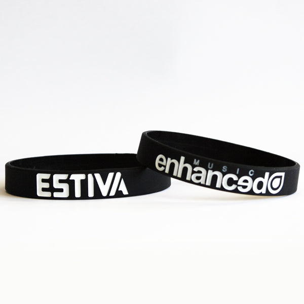 2x Estiva / Enhanced Music Wristbands