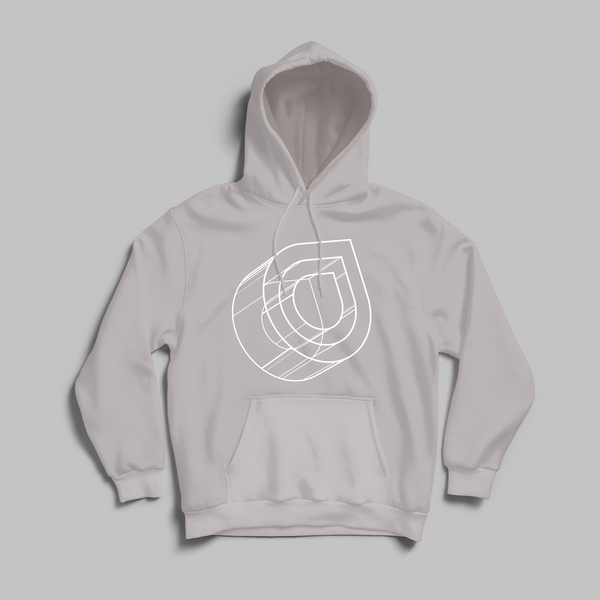 Enhanced Unisex Hoodie - Grey