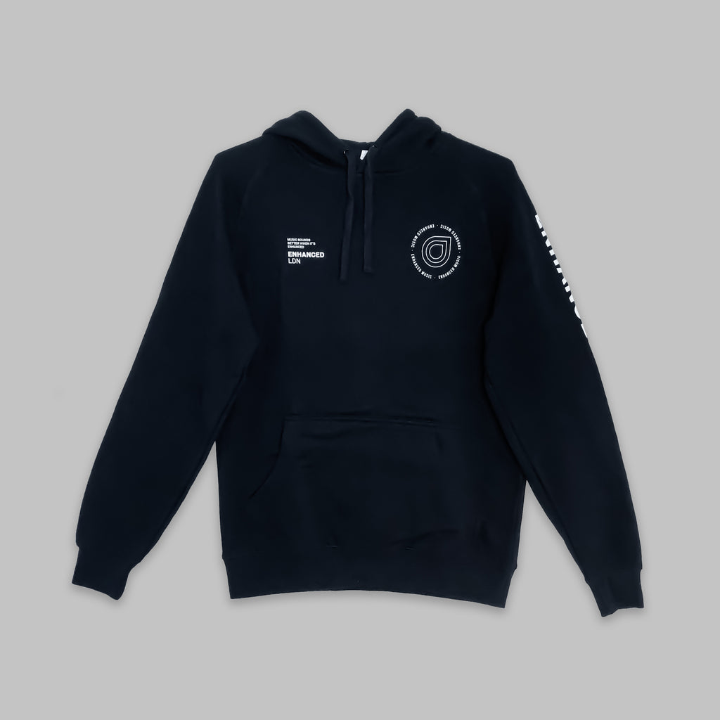 [2019 Limited Edition] Black Enhanced Hoodie