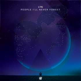 LTN - People I'll Never Forget [Signed CD]
