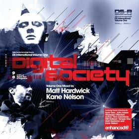 Digital Society International - Volume One, Mixed by Matt Hardwick and Kane Nelson