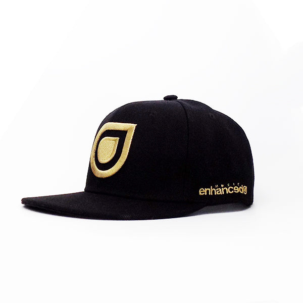 10 Years of Enhanced - Snapback - Gold Logo