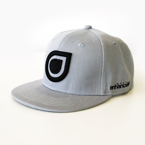 Enhanced Music Snapback - Grey