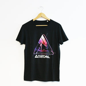 Mens Tritonal Colour Logo T-Shirt