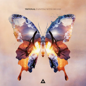 Tritonal - Painting With Dreams (Signed) [CD] [Album]