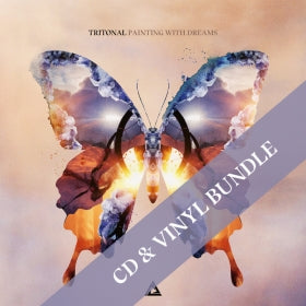 Tritonal - Painting With Dreams (Signed) [Vinyl & CD Bundle] [Album]
