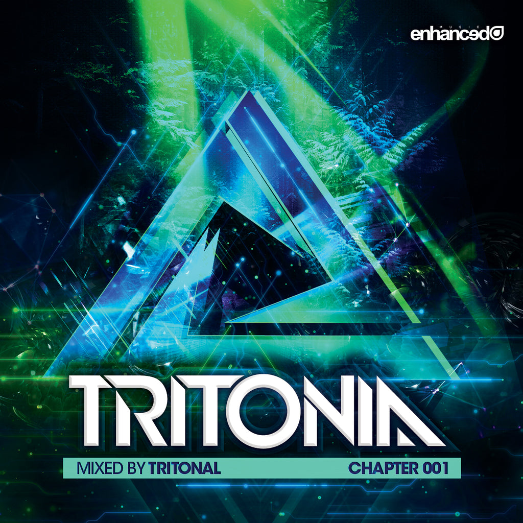Tritonal - Tritonia Chapter 001 (+ Free Wristband)