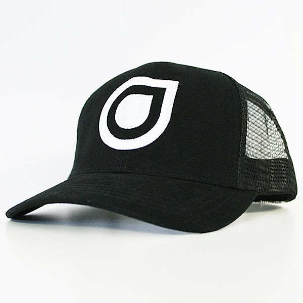 Enhanced Music Trucker Hat - Black