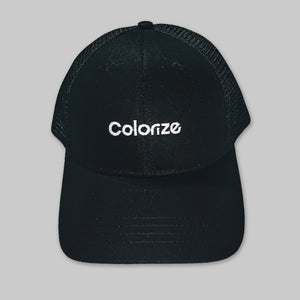 Colorize Logo Trucker Hat