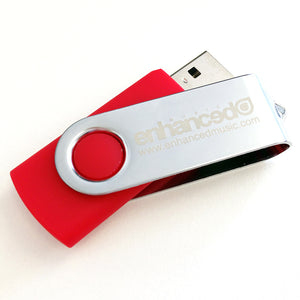 Enhanced Music USB Drive
