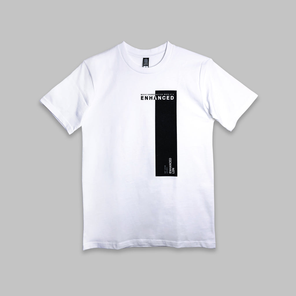 Enhanced Unisex T-Shirt - White