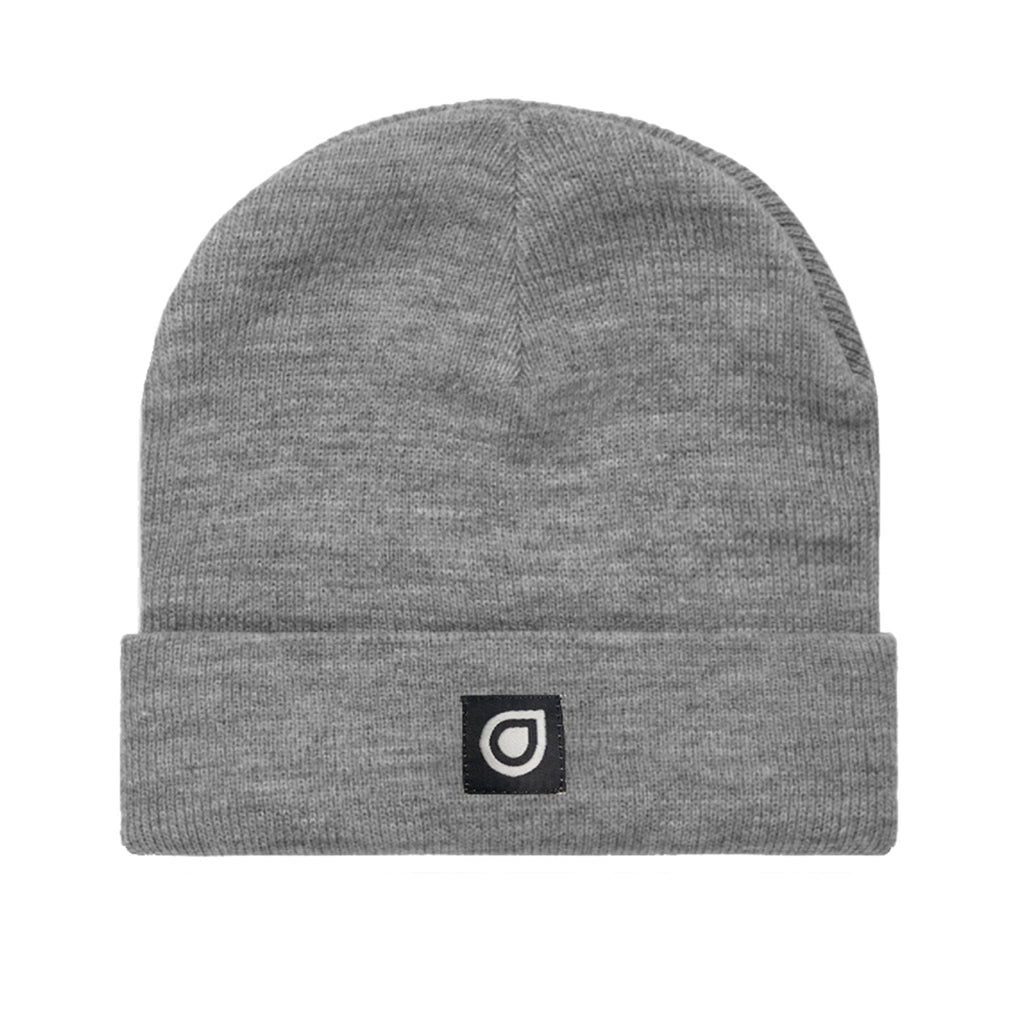 Enhanced Cuff Premium Beanie - Grey Heather