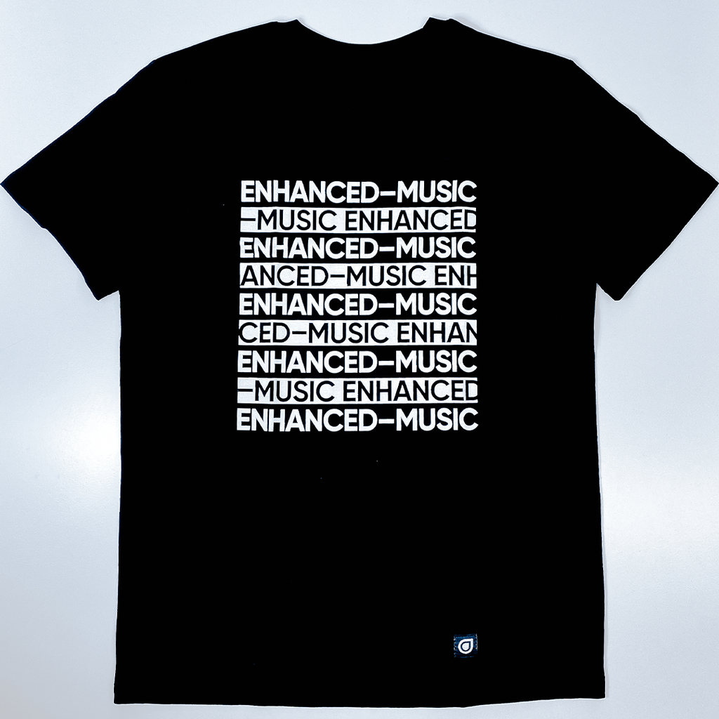 Enhanced Stack Premium Tee-Shirt - Black