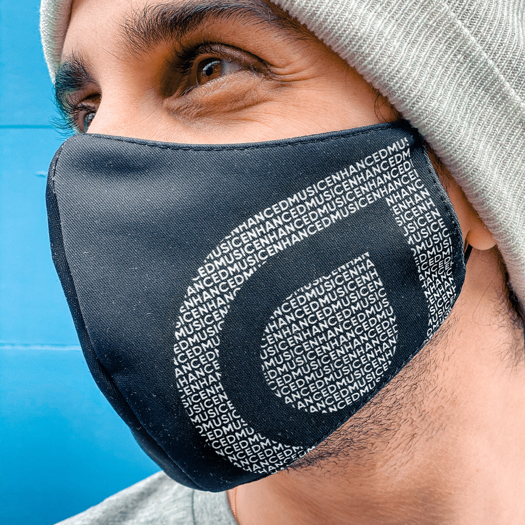 Enhanced Music Reusable Face Mask