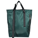 Green Hexagons Sis Bag